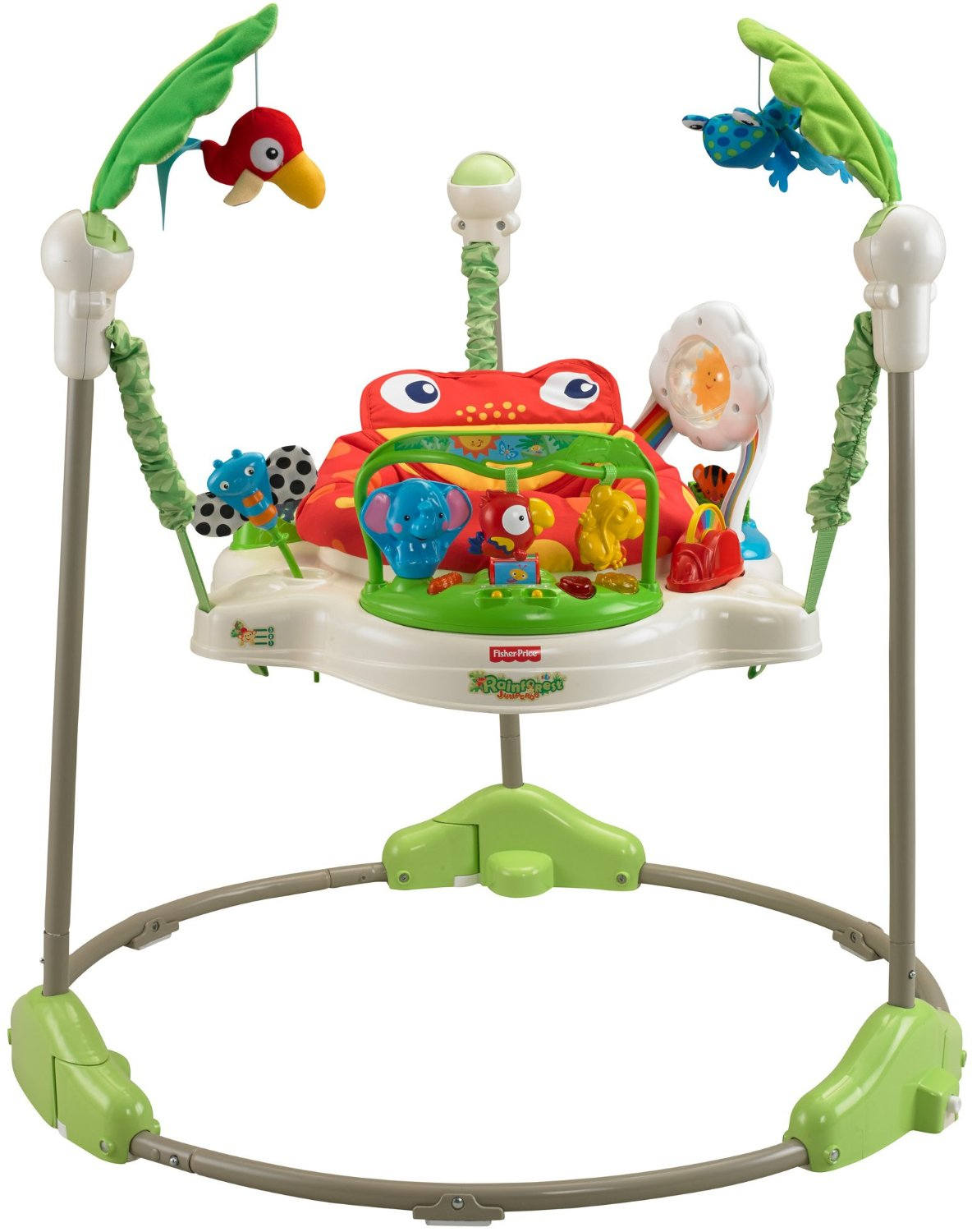 rainforest jumperoo review baby gear home rh babygearhome com Fisher-Price Baby Bouncer Fisher-Price Baby Jumper